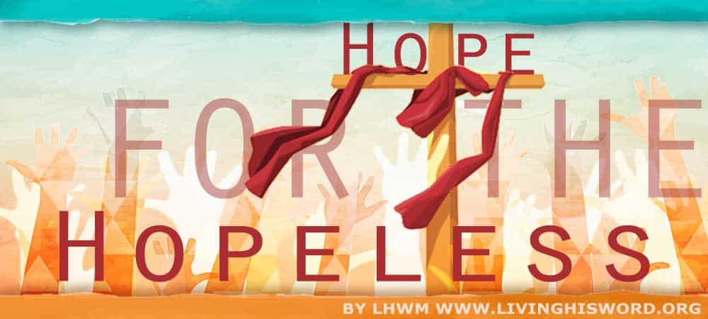 hope for the hopeless image