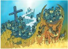 growing in jesus, heaven or hell