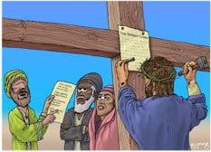 Jesus took the law
