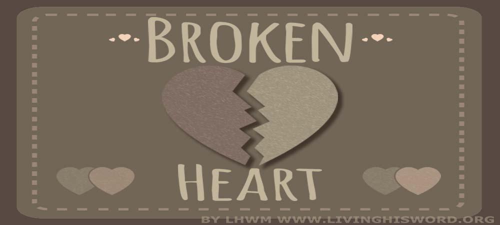 Can God Heal My Broken Heart