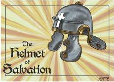 helmet of salvation image