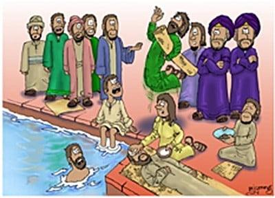 john 5 jesus healing by the pool