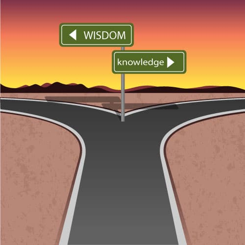 knowledge-wisdom-path-road