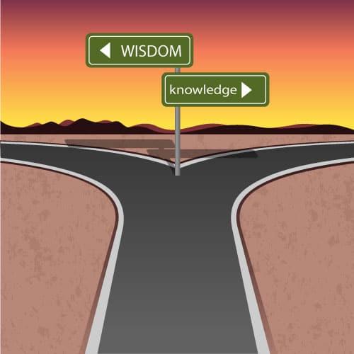 knowledge-wisdom-path-road