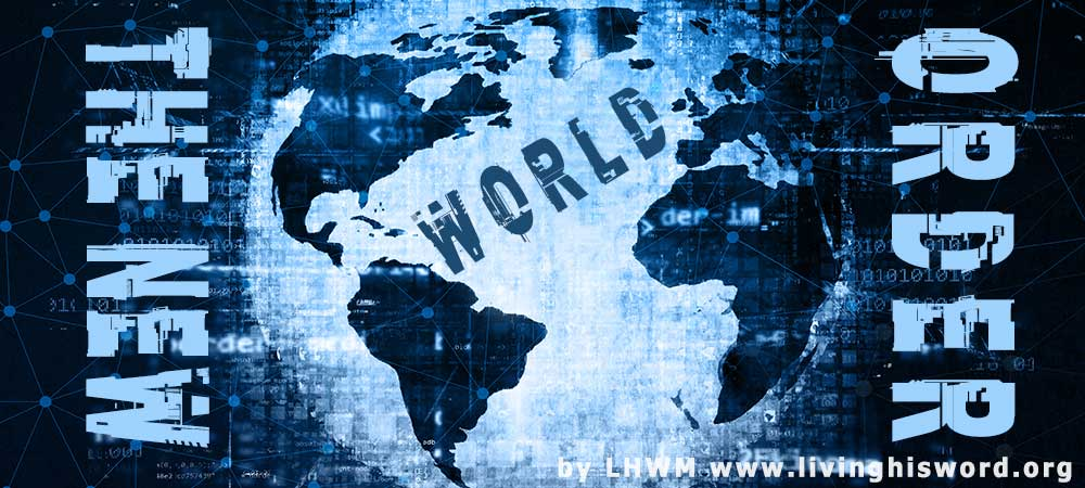 The New World Order In Place and Ready To Go! Are You Ready?
