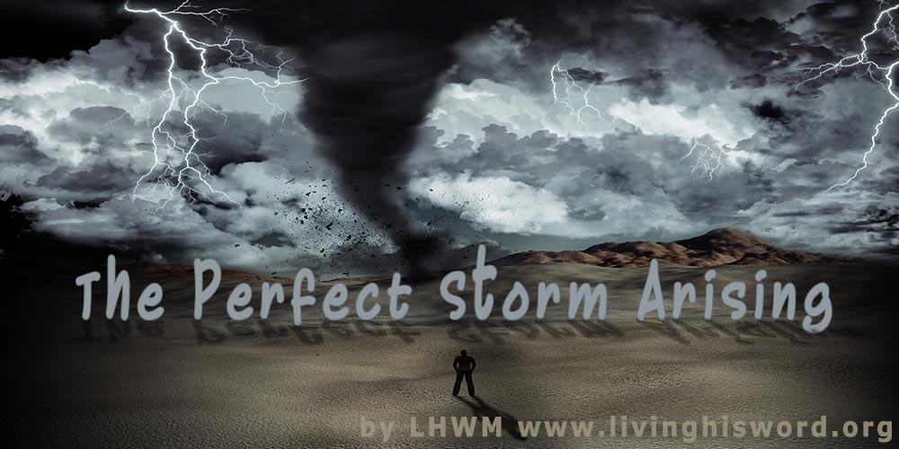 the perfect storm arising