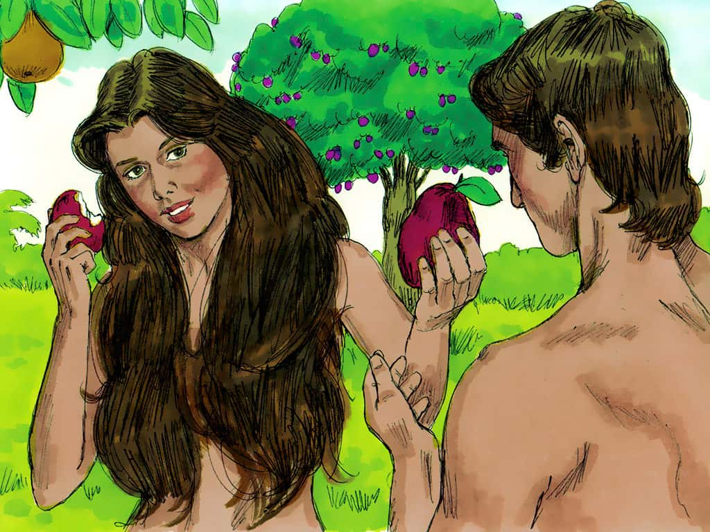 Adam and Eve Genesis