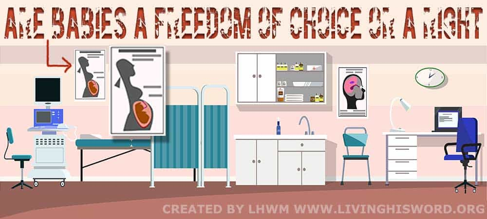 Are Babies a Freedom of Choice or a Right
