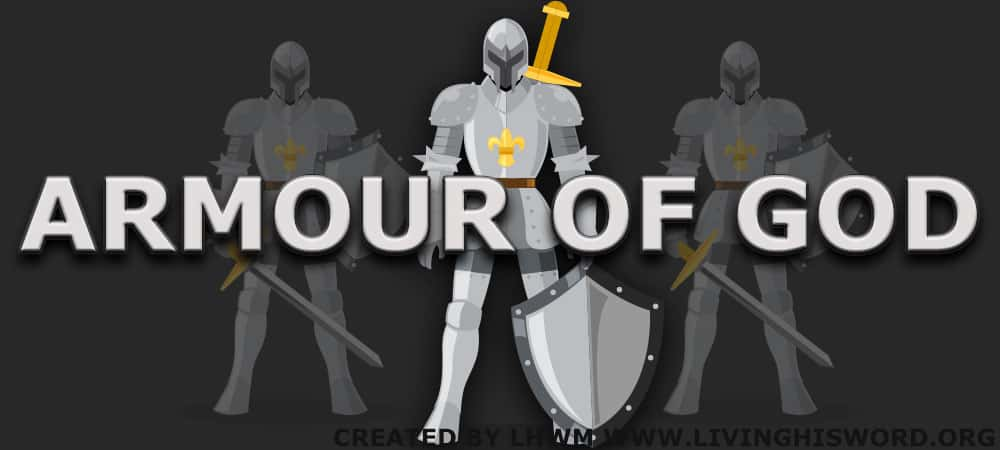 Armour of God – The Helmet Of Salvation