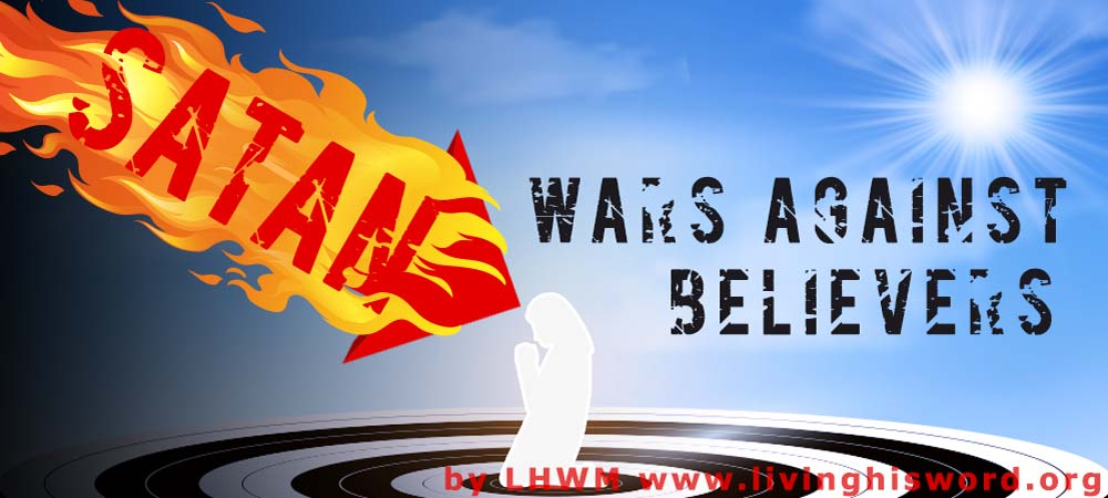 satan wars against believers