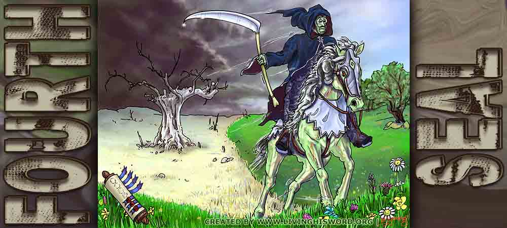 fourth seal pale horse revelation