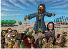 noah warning about the flood