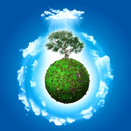 green-world-with-tree-background-450