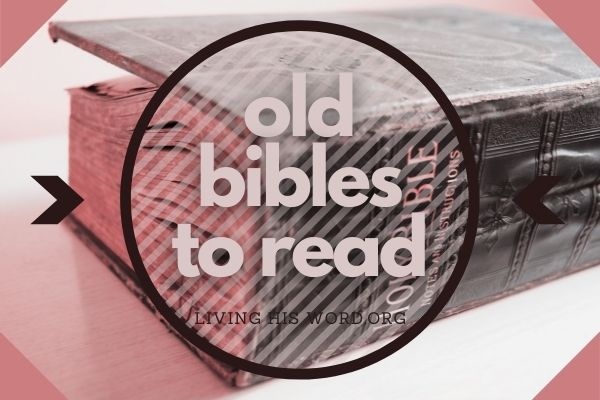bible tools - old bibles to read