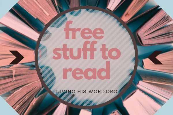 free bible stuff to read